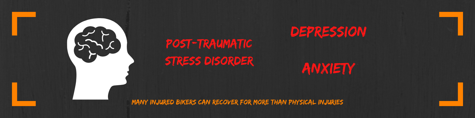 Decorative image about post-traumatic stress, depression, and anxiety