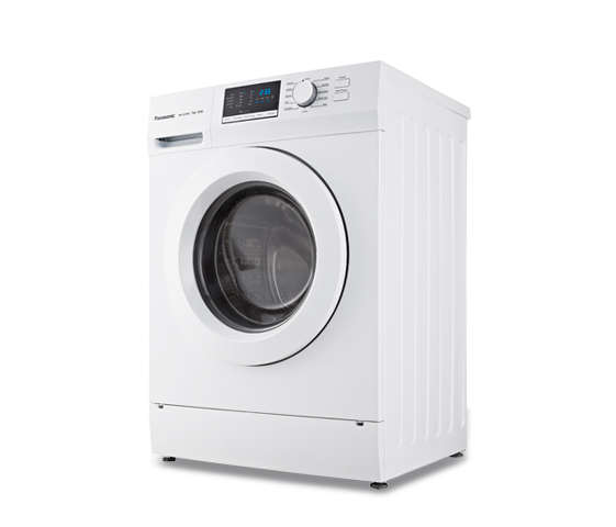 Best washing machine Prices & Reviews in Malaysia is Panasonic 8kg Front Load Washer NA-128XB1WMY