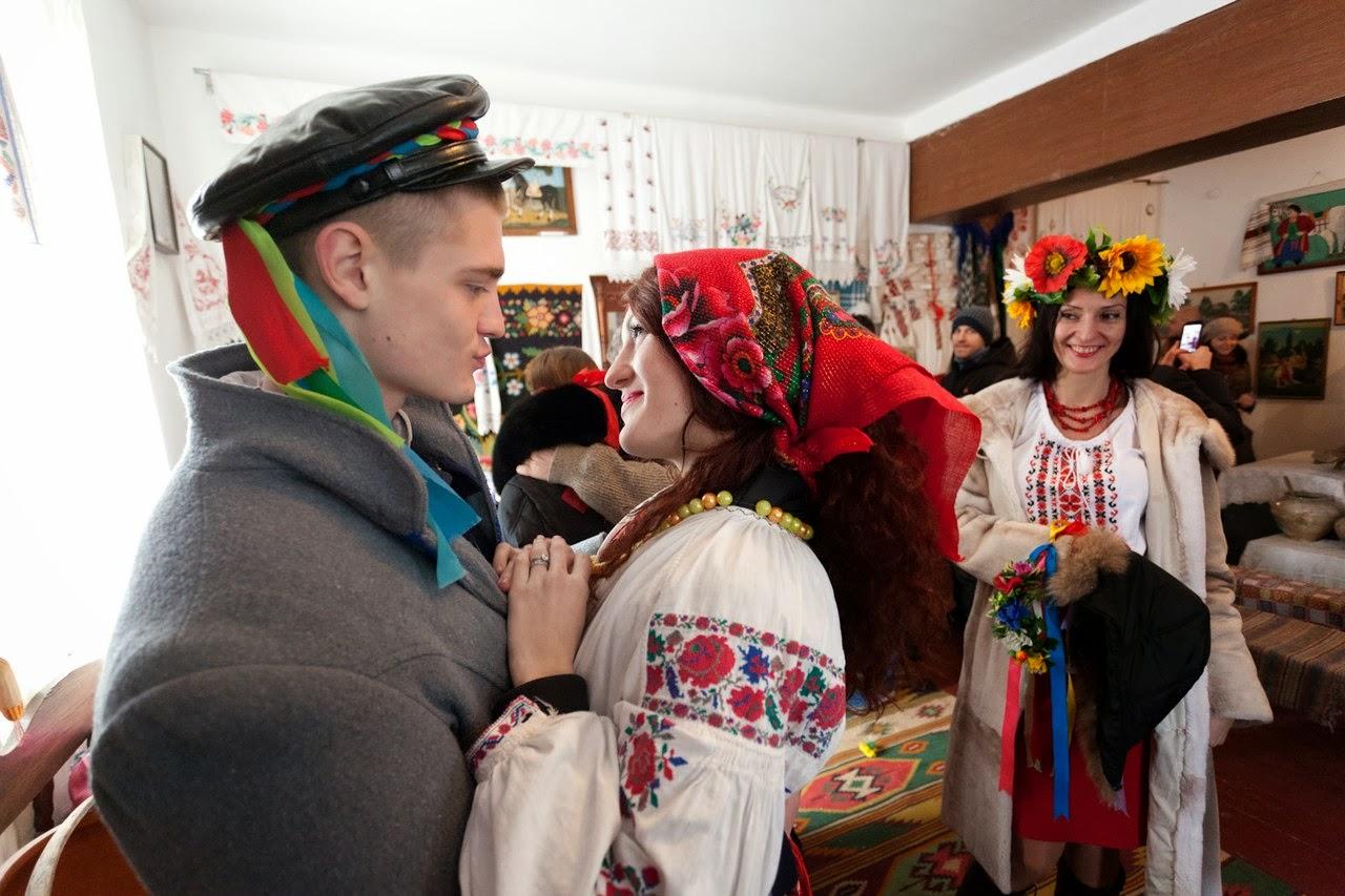 Музей Весілля Великі Будища, InGreen