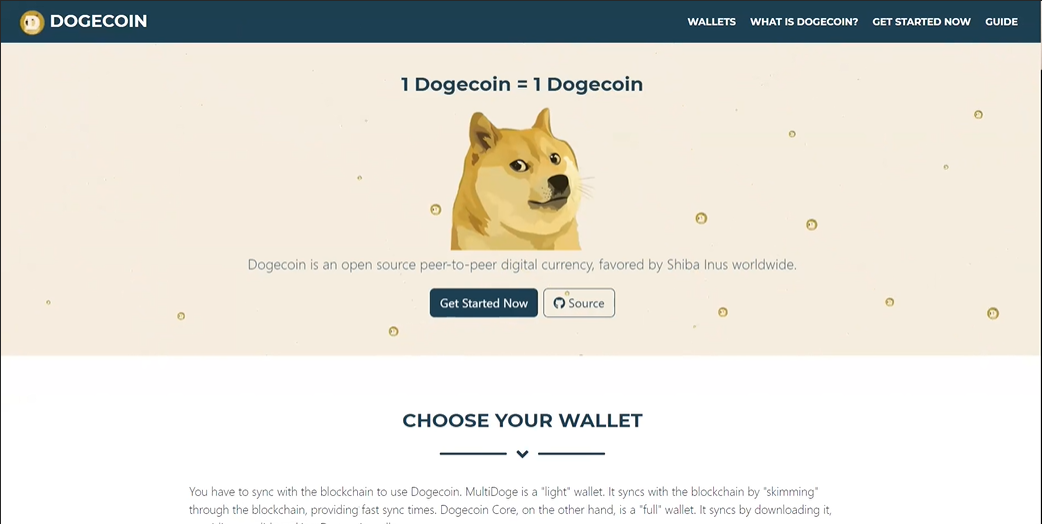 why Dogecoin is going up