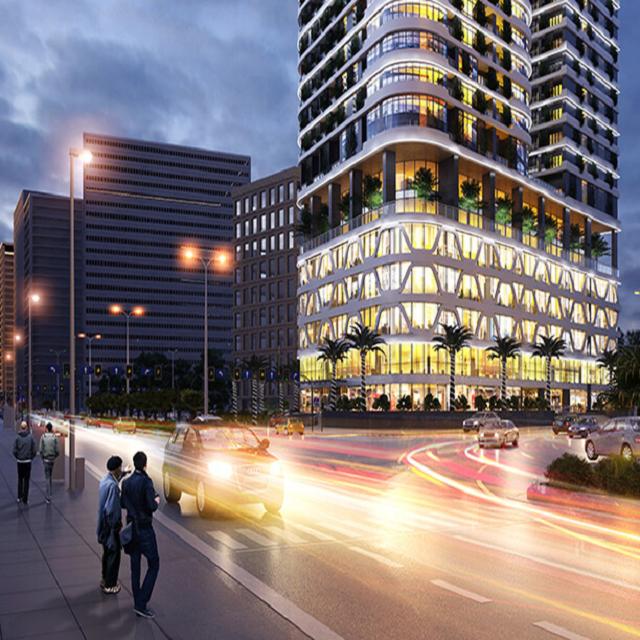 Dự án vietsing phú chánh là dự án tọa lạc tại mặt tiền đường DT742
