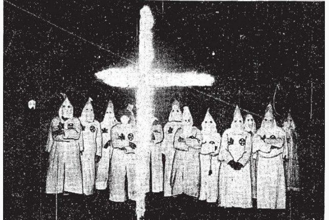Image result for ku klux klan photo
