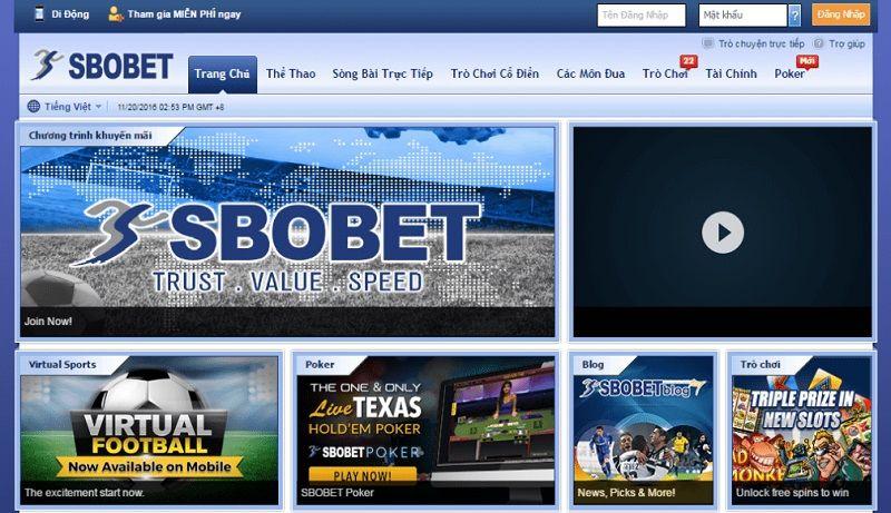 Nhà cái Sbobet | Lixi88 | Game Online Hay