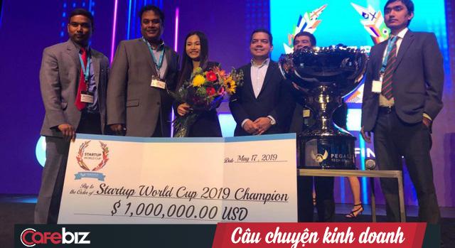 Chuyện chưa kể về Abivin trong Startup World Cup 2019: Mãi chưa được rót vốn sau Shark Tank VN, sang Mỹ thi bất ngờ ẵm luôn giải vô địch 1 triệu USD! - Ảnh 2.