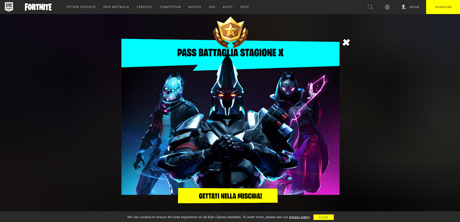 Come Installare Fortnite Su PC - Download Immagine #1