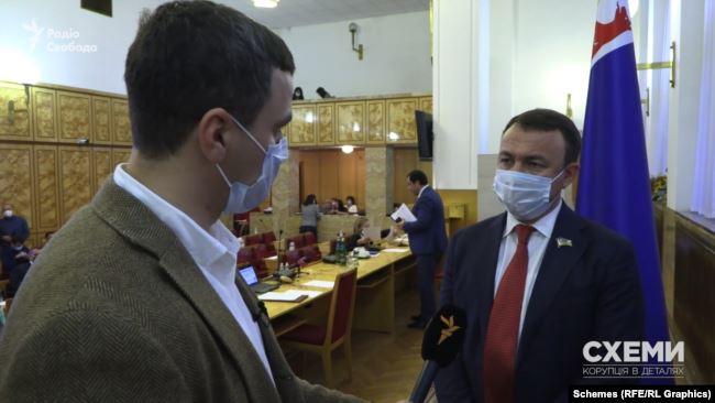 Голова Закарпатської обласної ради Олексій Петров також схвально відгукується щодо майбутнього проєкту