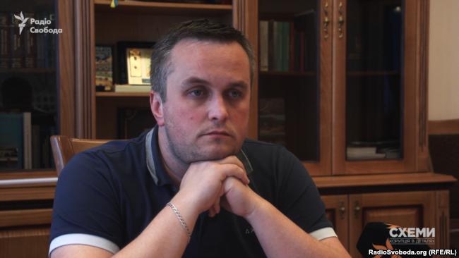 Керівник САП Назар Холодницький