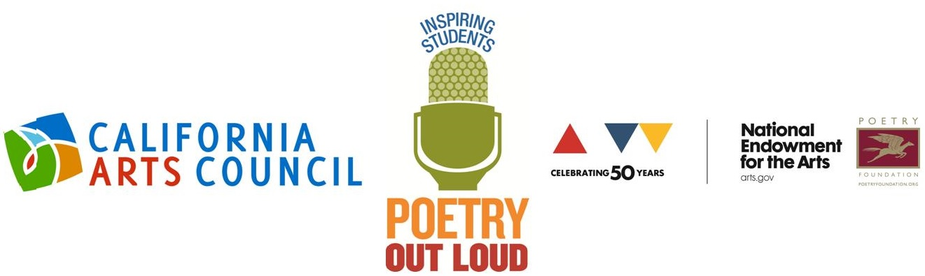 Visit California Poetry Out Loud at http://www.arts.ca.gov/initiatives/pol.php