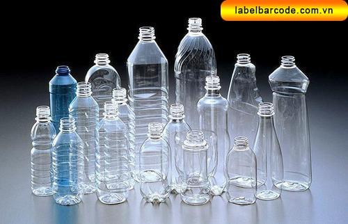 may dan nhãn chai nhựa giá rẻ