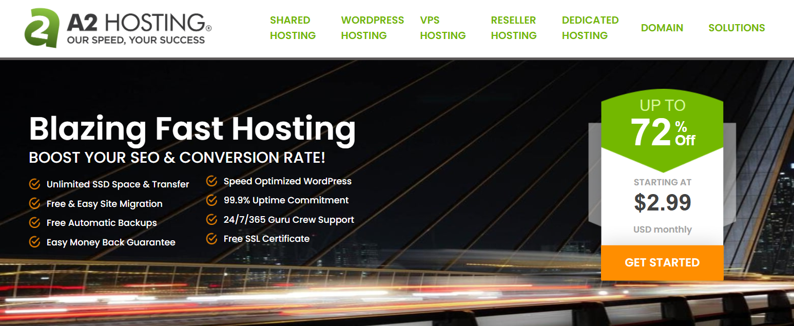 10 Best WordPress Hosting In India (Affordable and High-Performance) 2