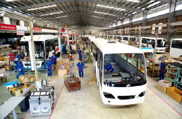Sức hút đầu tư của khu công nghiệp cơ khí ô tô TPHCM