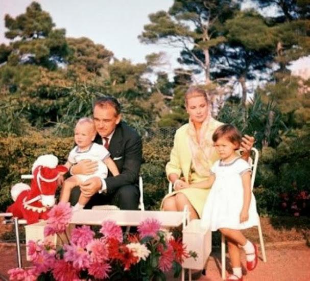 Grace Kelly i Princ  od Monaka