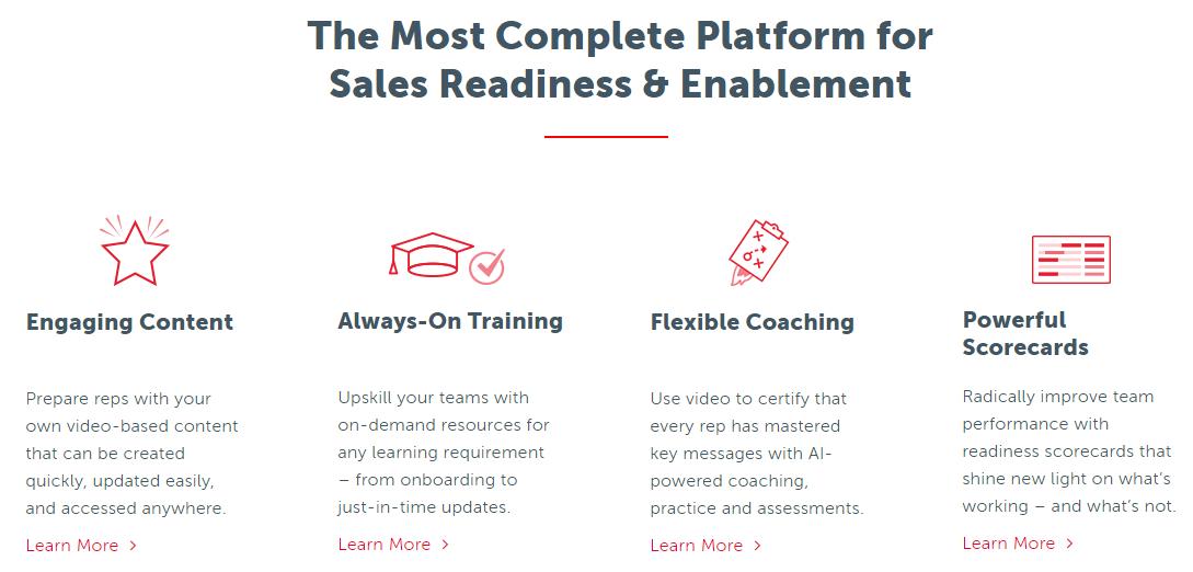 brainshark microlearning platform