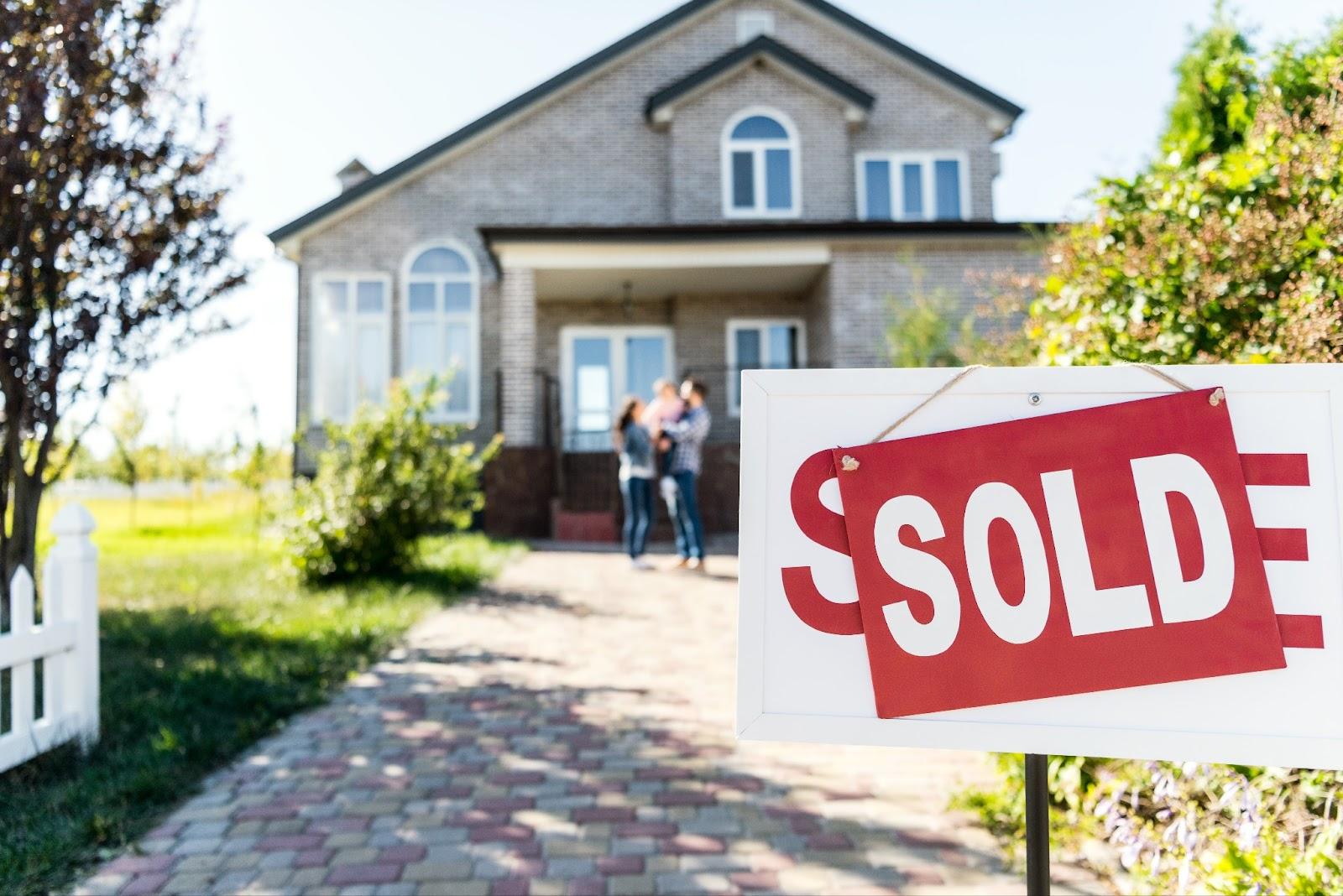 We buy houses Los Angeles