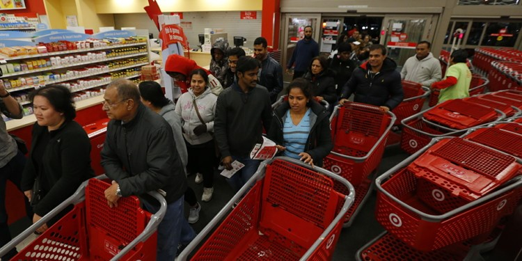 Image result for avoid shopping carts on black friday