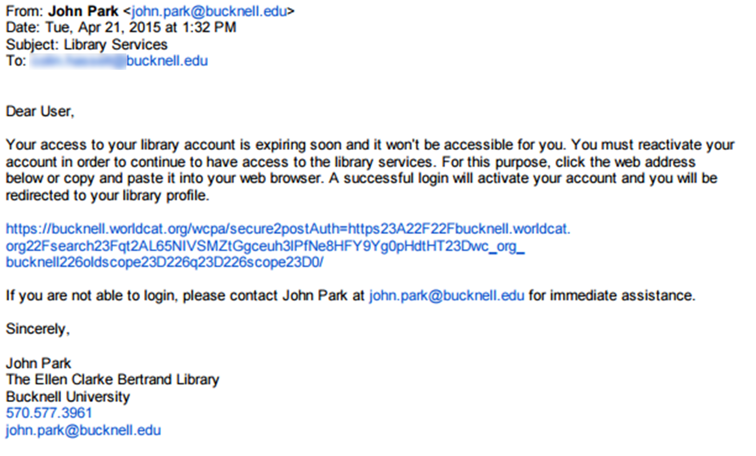 how to send phishing email to get passwords