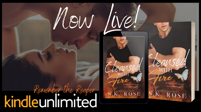 CLEANSED WITH FIRE by SK Rose #Review
