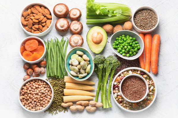 Plant-based diets are better for your heart health.