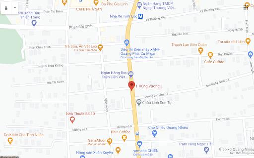 Địa chỉ Văn phòng nhà xe Cao Nguyên tại TT. Quảng Phú