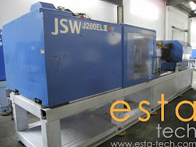 JSW J280ELIII-460H (2007) All Electric Plastic Injection Moulding Machine