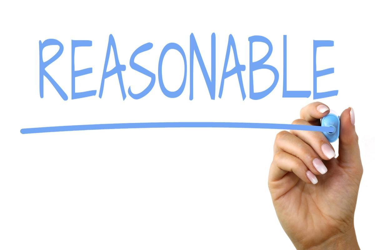 Image result for reasonable
