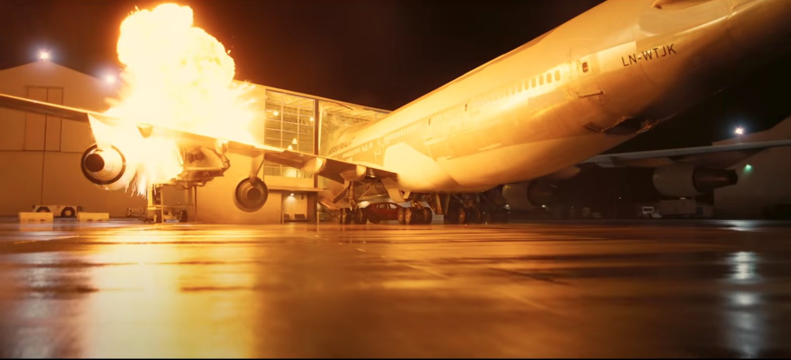 Christopher Nolan Blew Up Boeing 747 for Insane Tenet Stunt | IndieWire
