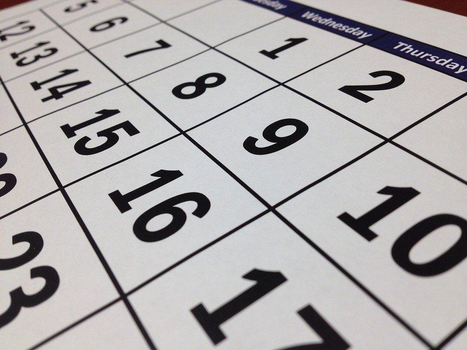 カレンダー, 日付, 時間, 月, 数, 計画, 紙, プランナー, ページ, 日, 番号, 毎日, 毎月