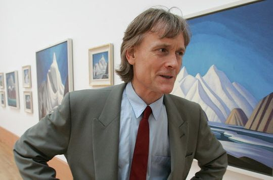 David Thomson and family