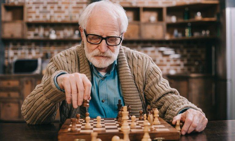 Managing Vision Loss in Senior Citizens