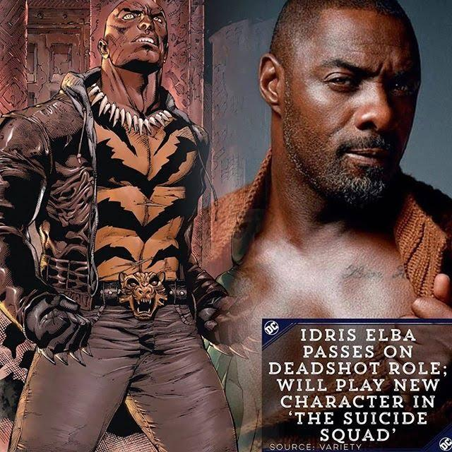 Image result for bronze tiger idris elba