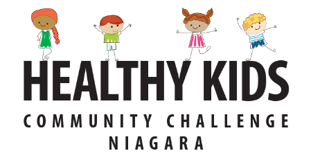 Image result for healthy kids community challenge niagara