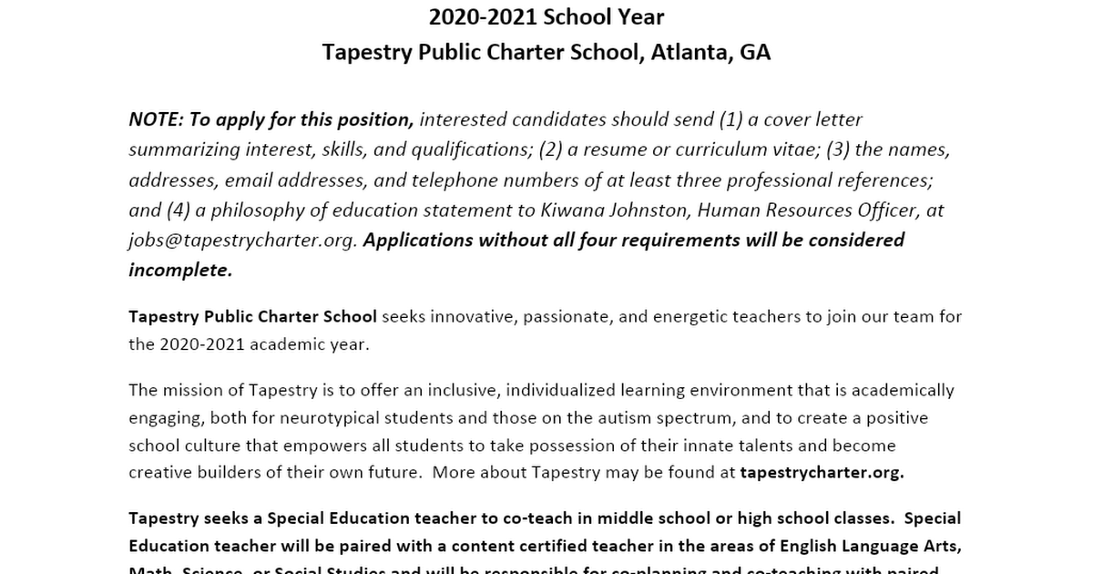 Special Education Teacher Cover Letter from lh6.googleusercontent.com