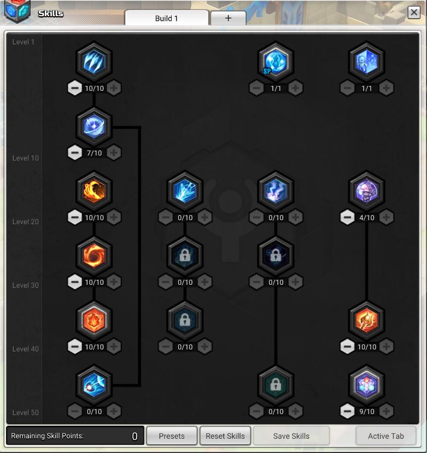 Maplestory 2 Wizard Build Guide - FIRE, FIRE, FIRE 1