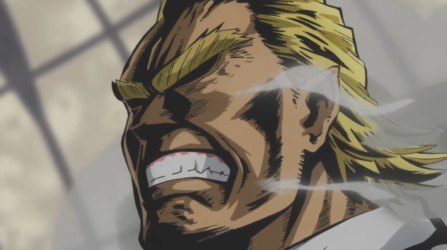 All Might Quotes From My Hero Academia Anime