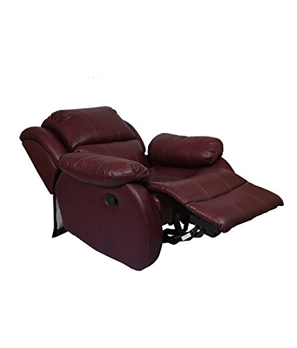 Recliner In Maroon