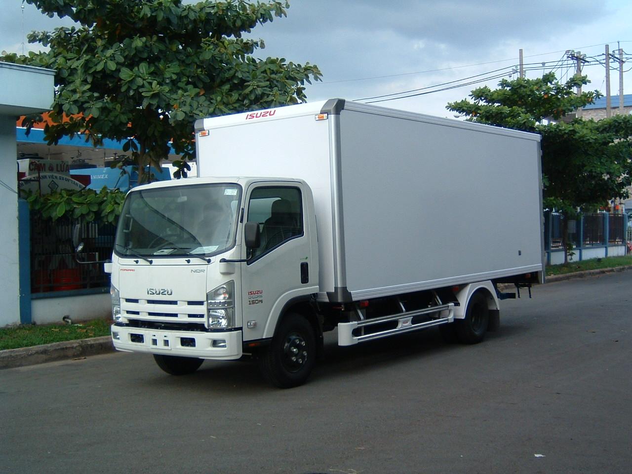 Dịch vụ cho thuê xe tải 8 tấn TPHCM