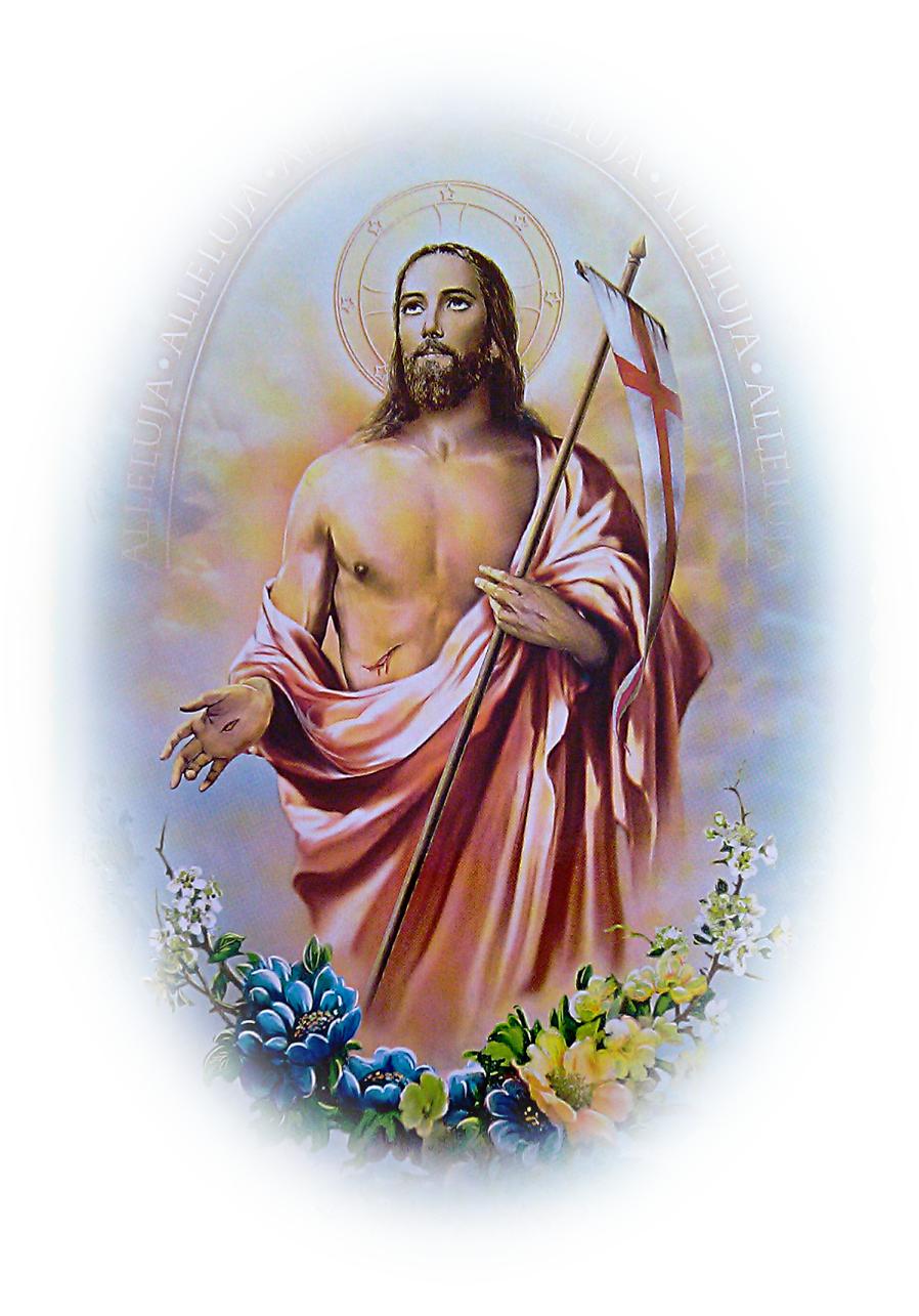 Znalezione obrazy dla zapytania wielkanoc jezus