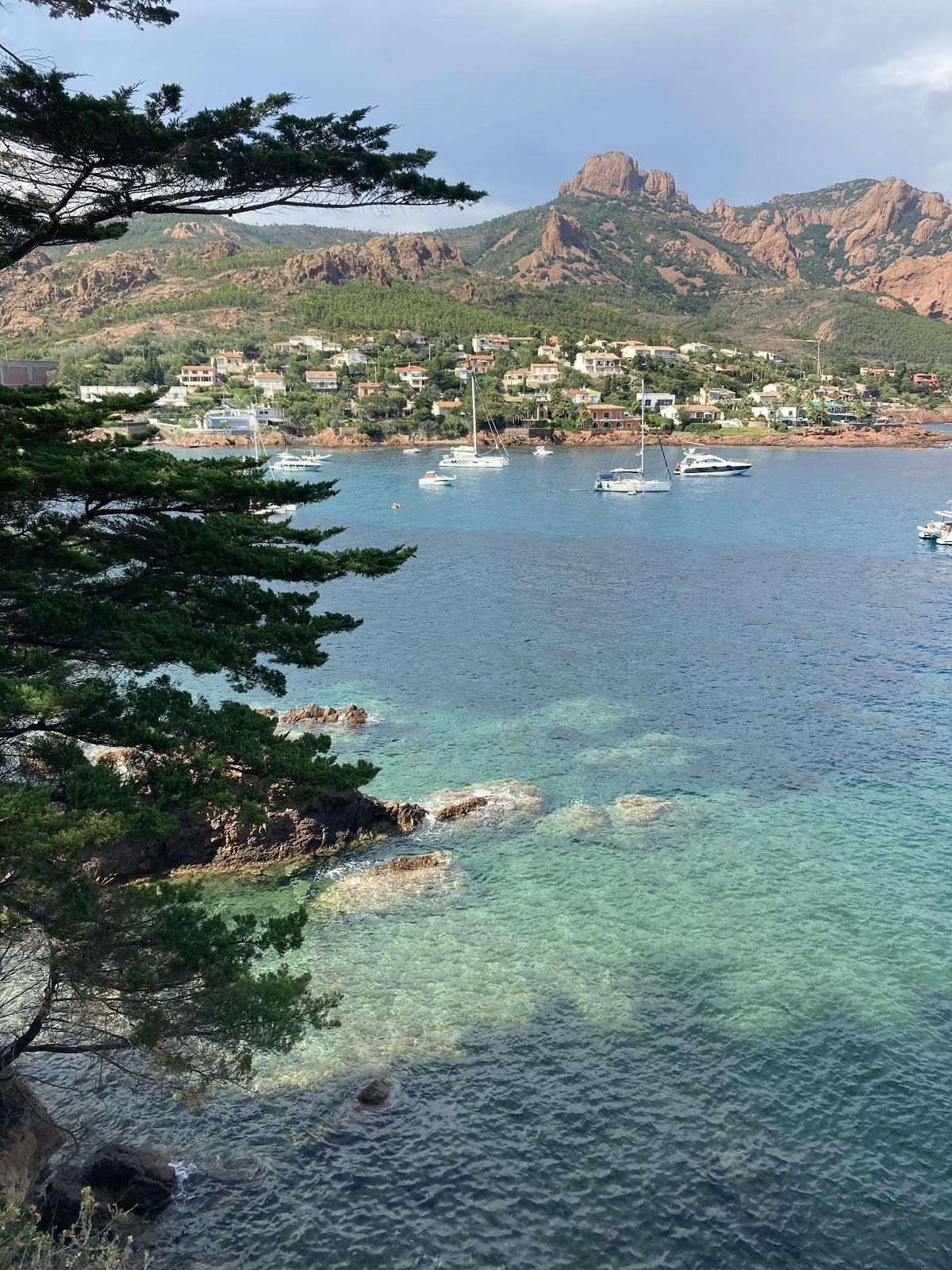 Cap Rouz mountains; Côte d'Azur