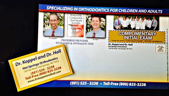 orthodontic_postcard_marketing_with_magnets