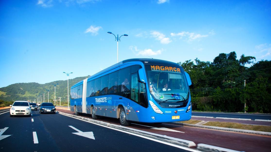 RIO: Duas linhas do BRT para os Jogos Rio 2016 começam a funcionar hoje -  Niterói