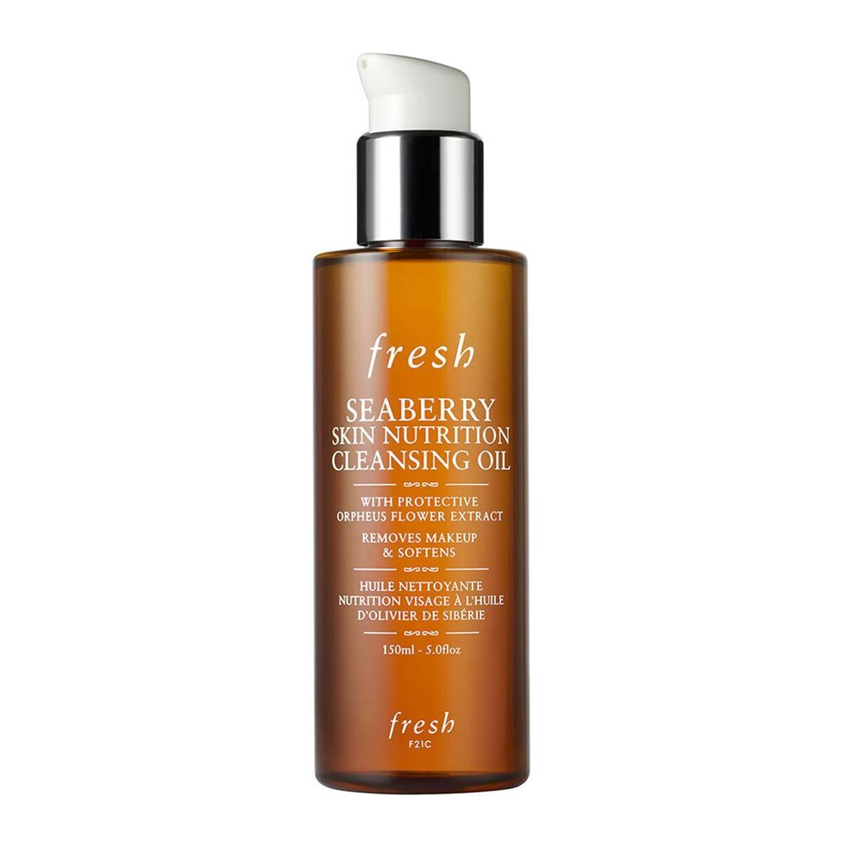 Fresh Beauty  Seaberry Skin Nutrition Cleansing Oil ($43)