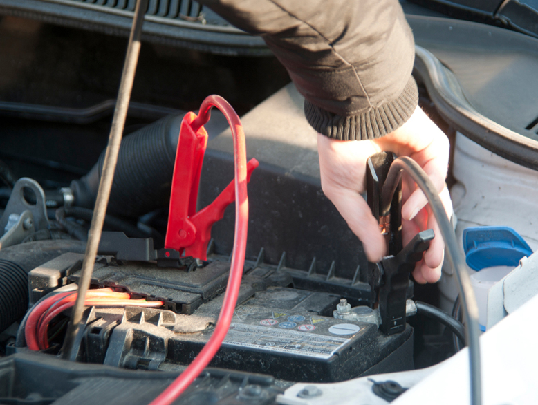 How To Safely Jump Start Your Vehicle S Battery