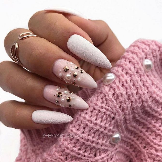 manicure for the New Year
