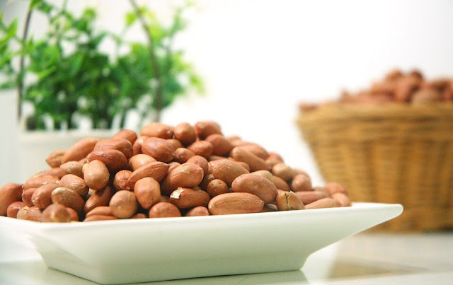 nuts for skin