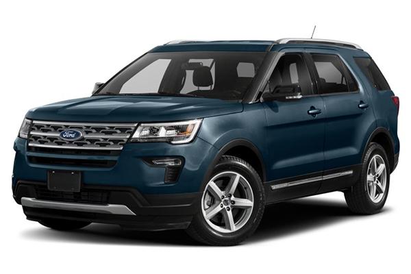 2019-ford-Explorer-Exterior