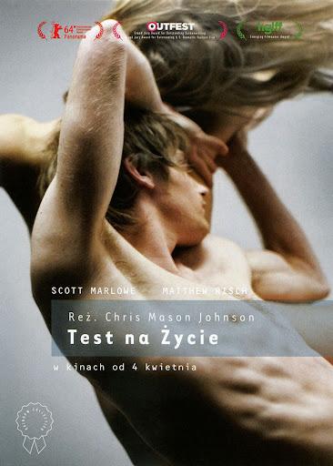Przód ulotki filmu 'Test Na Życie'