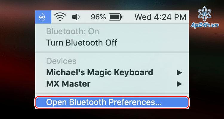 Cách kết nối Airpod với Mac nhanh nhất