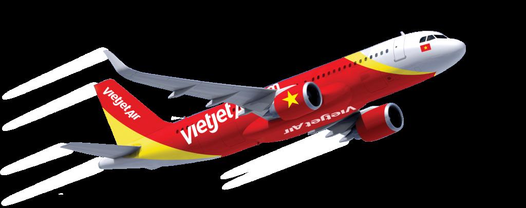 Hãng hàng không vé rẻ Vietjet Air