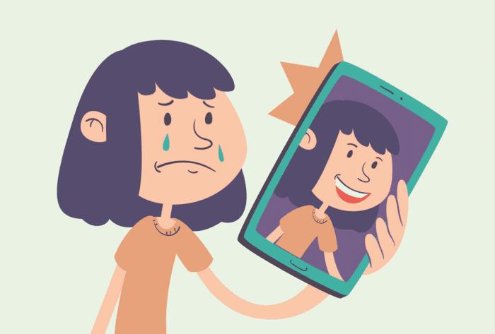 Dime si haces alguna de estas 10 cosas y te diré si tienes o no baja  autoestima. | Familias