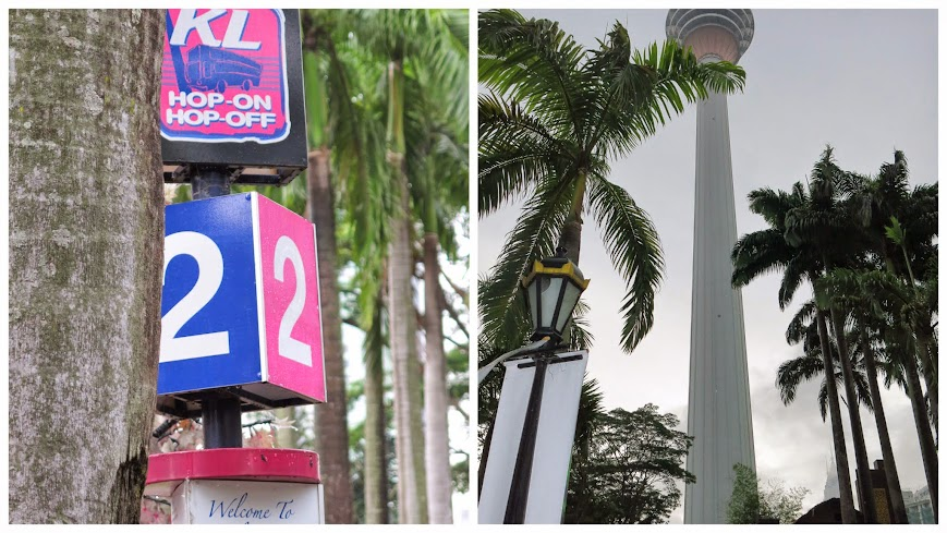 Stop #2 Menara KL Tower